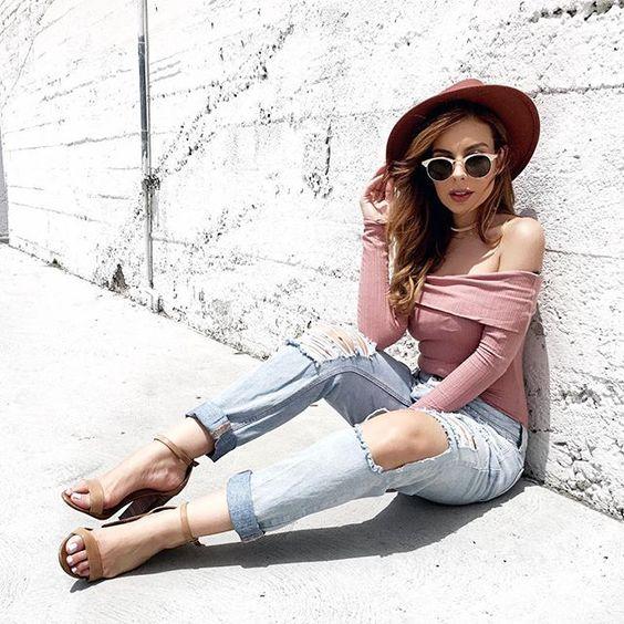 Pin for Later: Bodysuits und Jeans sind die perfekte Outfitkombination - hier ist der Beweis