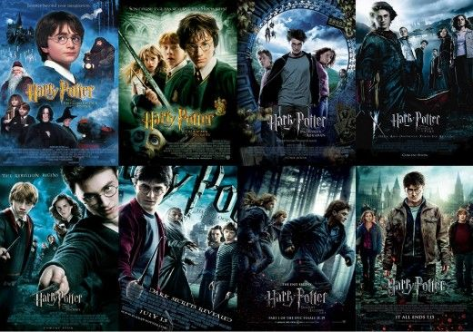 Harry Potter Movies Ranked Worst To Best Harry Potter Movies Harry Potter Movie Posters Harry Potter Films