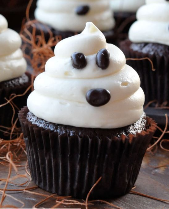 15 Cupcakes With Halloween Spirit That You Need For Your Party