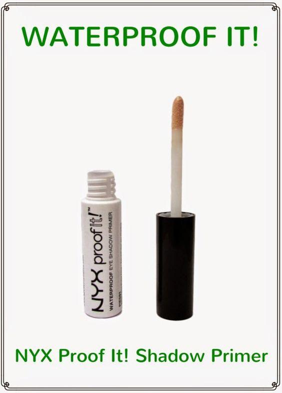 Watery eyes? Oily eyelids? NYX Proof It Waterproof Eyeshadow Primer may be worth a look.