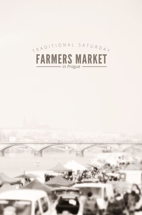 farmers market in prague