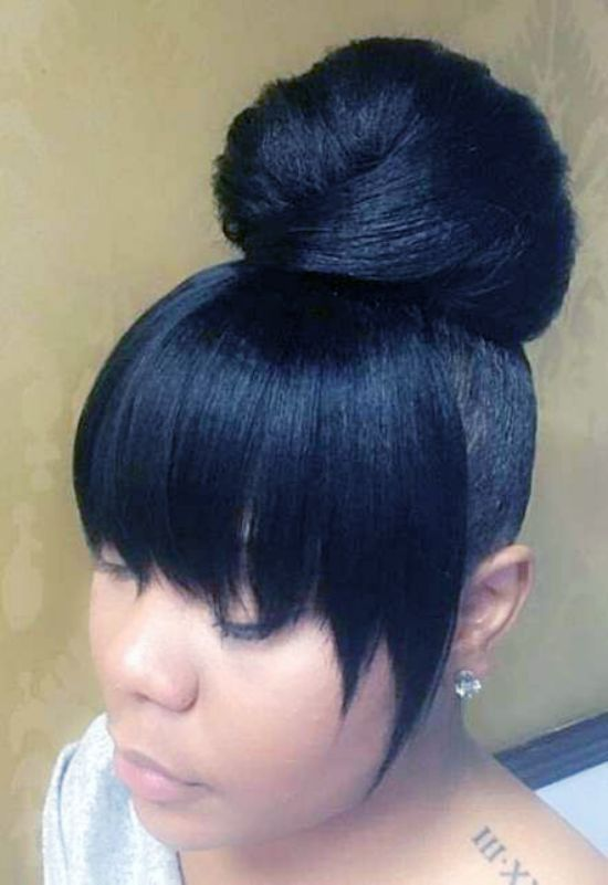 Sewing Hairstyle 40 Kickass Designs Of 2020 Curly Craze High Ponytail Hairstyles Sew In Hairstyles Natural Hair Styles