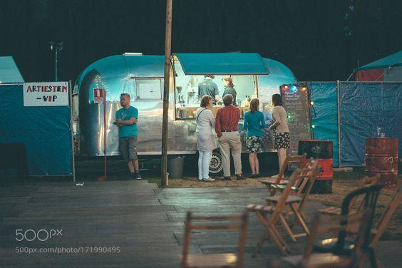 Coffee tea milkshake ... on wheels II by SofieVerstraete