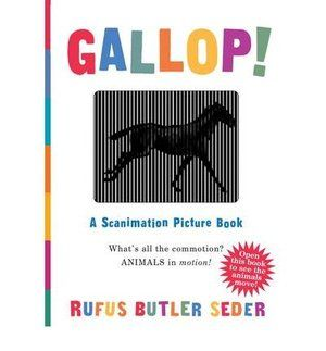Gallop by Rufus Butler Seder