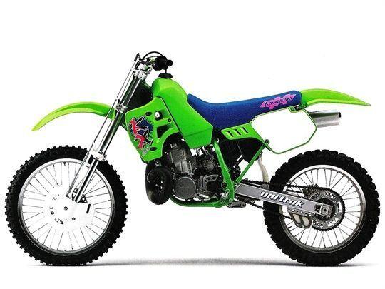 Kx500 Enduro