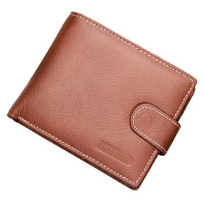 male designer wallets 9ywn  Men Short Vintage Wallets Balck Brown Bifold Wallet Male Designer Leather  Card holder With Zipper Coins Wallet Purses Pockets  Products  Pinterest