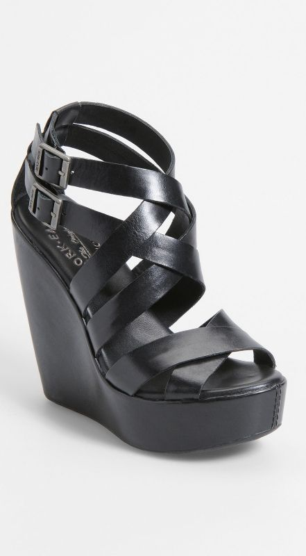 quite possibly the most comfortable and stylish wedge