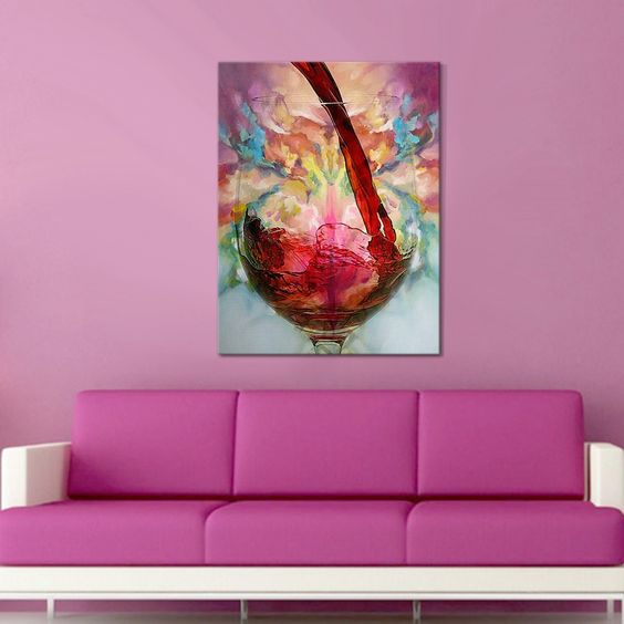 70+ Home Decor Oil Painting Ideas