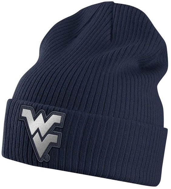 Cold whether won't stop you from enoying the game when you're wearing this men's Nike West Virginia Mountaineers hat. PRODUCT FEATURES…