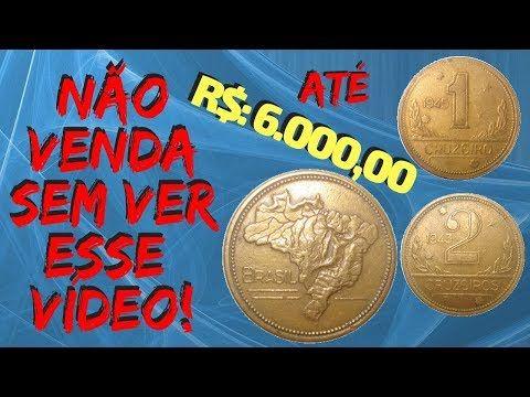 Defeito Em Moeda De 1 E 2 Cruzeiros Pode Atingir Ate 6 000 00