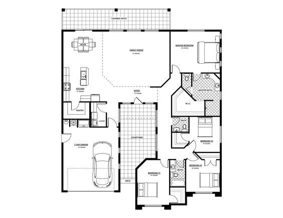 6ada850620a919dd0657d8ba38bb634e miller homes chesterfield plans home plan on miller homes floor,Miller Homes Floor Plans