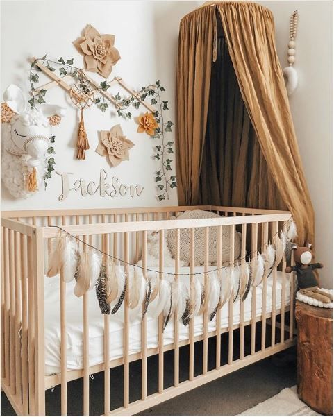 The Boo And The Boy Canopies Part 2 En 2019 Chambre Bebe Fille