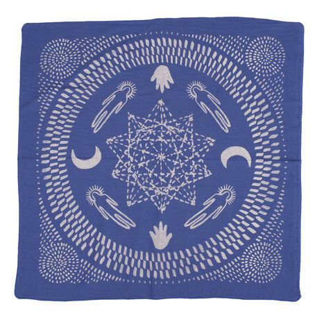 MOONMAN ALCHEMY BANDANA X MADE ON THE MOON