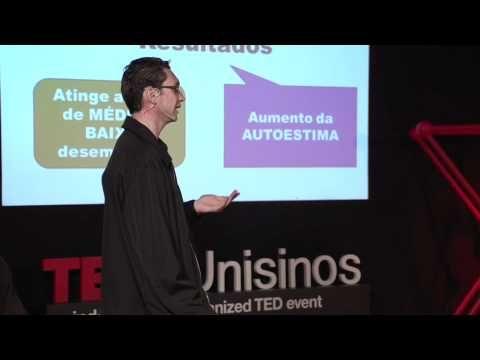 TEDxUnisinos - Fabio Mendes e Rafael Korman - Estudar é chato!