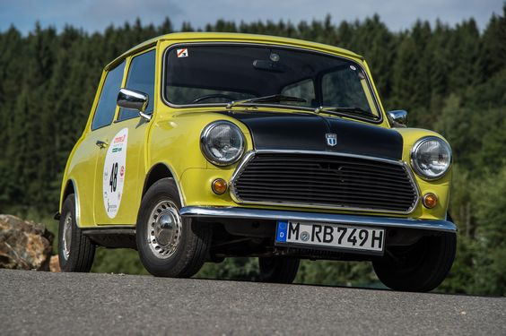 Mini Mr. Bean by BMW