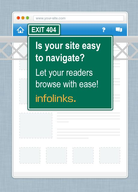 Optimization tip 8: Website Usability is Important! #InfolinksCountdowntoOptimization