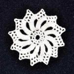 Free Crochet Snowflake Pattern http://www.karlasmakingit.com/free-crochet-snowflake-patterns-from-karlas-making-it/