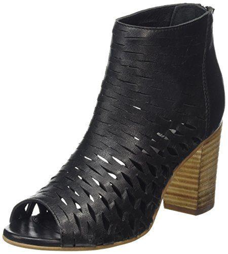 Dune Ida, Women Ankle Boots, Black