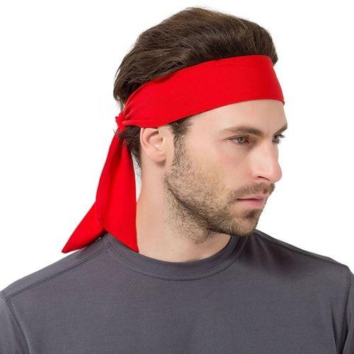 Adjustable Non Slip Headband Workout /& Running Headband Just Run!!