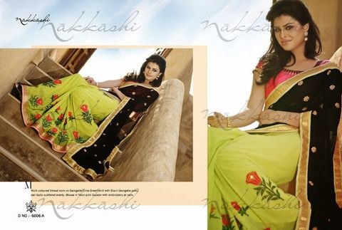 Awesome Designer  Sarees a must haves