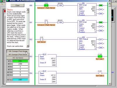Stacks - FFL & FFU Instructions:  Internet Site,  Website, Web Site