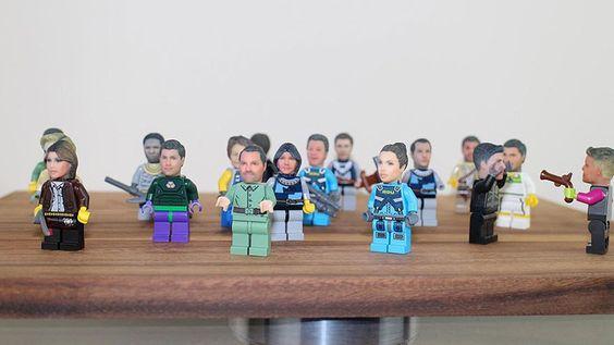 Mal mit der ganzen Familie Lego spielen? Kein Problem!