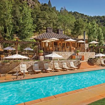 Calistoga ranch napa valley and honeymoons on pinterest for Honeymoon locations in california