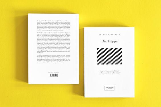 Book design for Arthur Engelberts art historical, media critical study about stairs. Publisher: Königshausen & Neumann GmbHFormat: 170 x 240Pages: 428Language: GermanISBN: 978-3-8260-5525-6