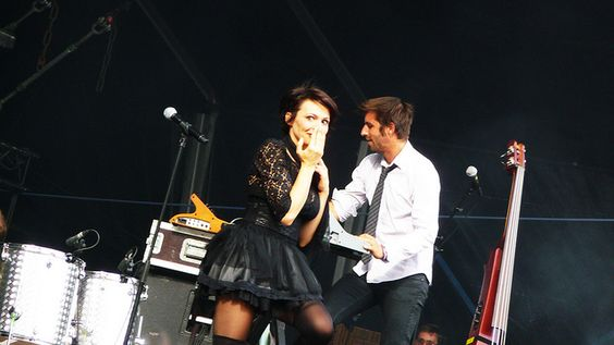 Rock en Seine 2012 - Caravan Palace (7), via Flickr.