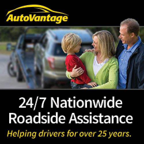 AutoVantage Nationwide Roadside Assistance As Seen On TV