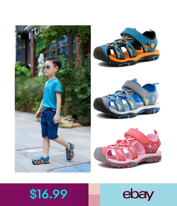 Boys' Shoes Summer Beach Boys Kids Toddler Sandals Closed