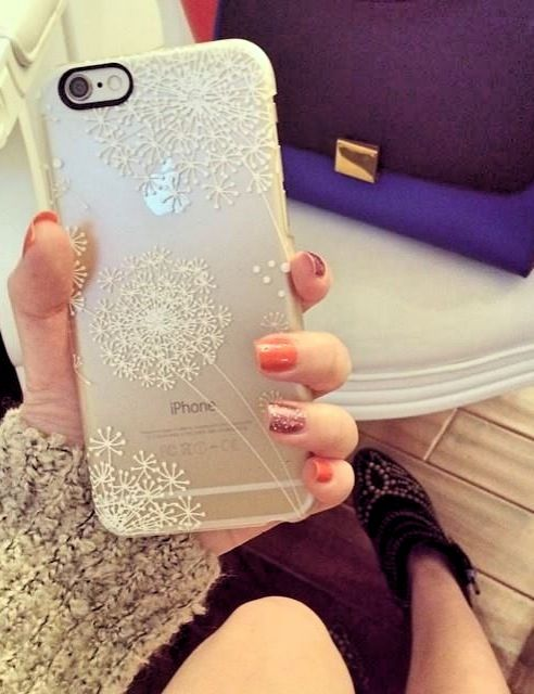Make a wish! Snowflake iPhone 6 cases   Perfect Christmas gift