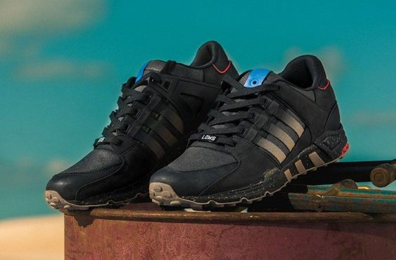 "Highs and Lows x adidas EQT Support 93 ""Interceptor"":"