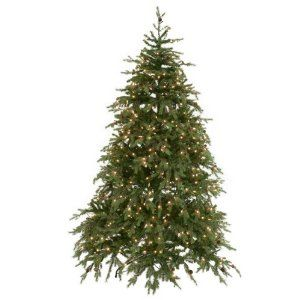 GKI Bethlehem 6.5' Hunter Fir Prelit Christmas Tree by GKI Bethlehem Lighting. $299.99. Tree Weight (Lbs): 40. Light Colors: Clear. Tree Width (Feet): 4.9. Series: Hunter. Tree Height (Feet): 6.5. No. of Lights: 600 Clear Incandescent Lights Installation Location: Indoor  Product Construction Material: Flame Retardant PE/PVC Assembly Required: Yes Country of Origin: China Light Warranty: 3 Year/3000 Hours Prelit With 600 Clear Incandescent Lights GKI Bethlehem Lighti...