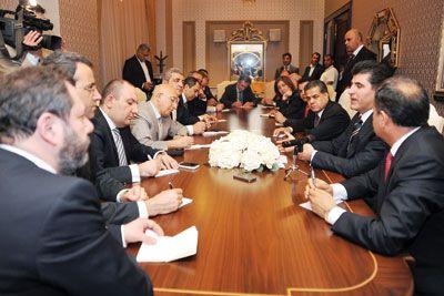 Kürt başbakandan Türkiye savunması