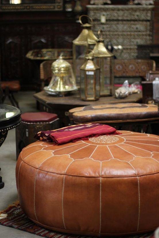 moroccan pouf ottomans poufs pouffe poufs home by bestmoroccanrugs