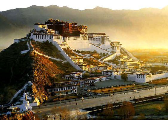 Tibet Lhassa