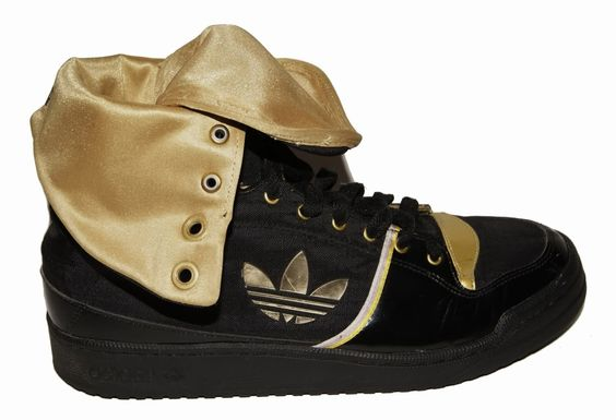 Adidas Missy Elliott Respect Me Boots Hiphop Oween