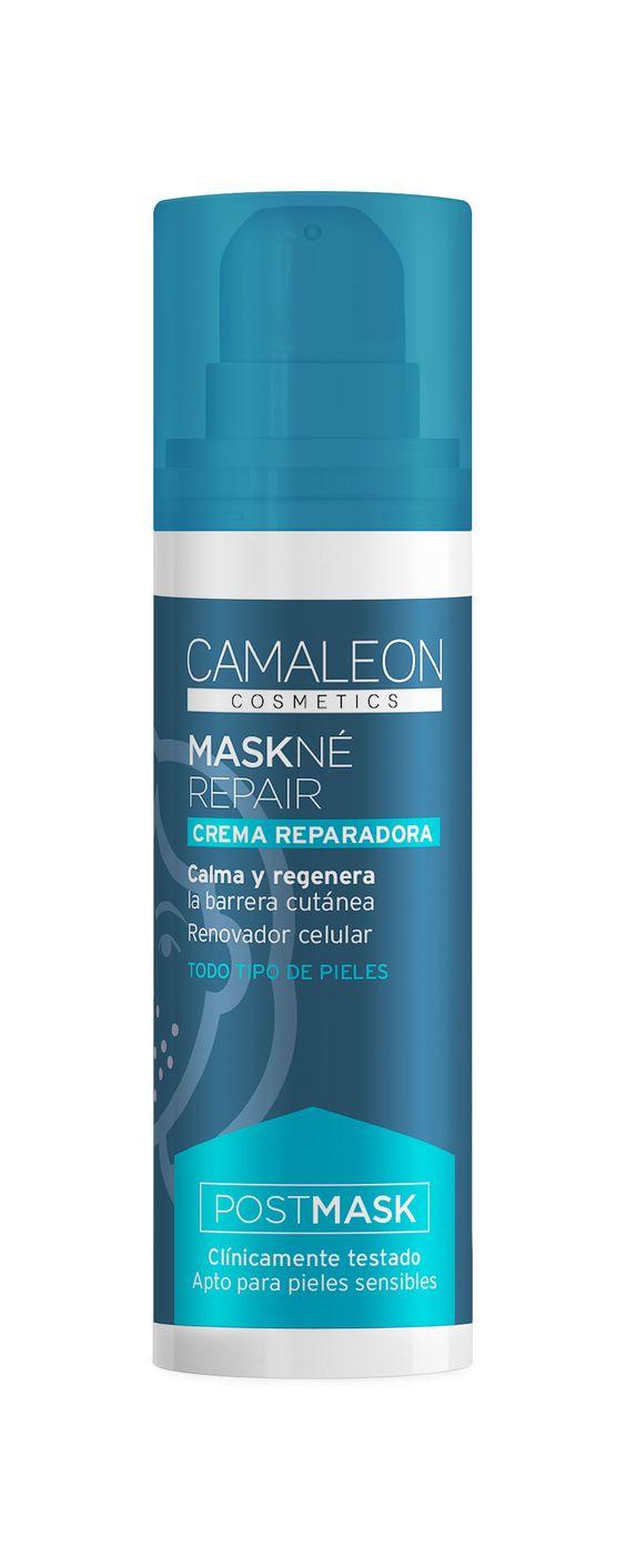 Crema reparadora Maskné Repair de Camaleon Cosmetics