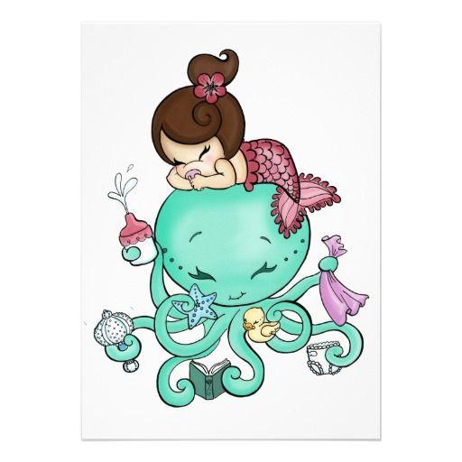 Octopus Invite....I lllllloooove this one!