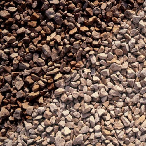 Pea Gravel Shingle 10mm Aggregate 1 Tonne Dumpy Bag Pea Gravel Stone Decor Shingling