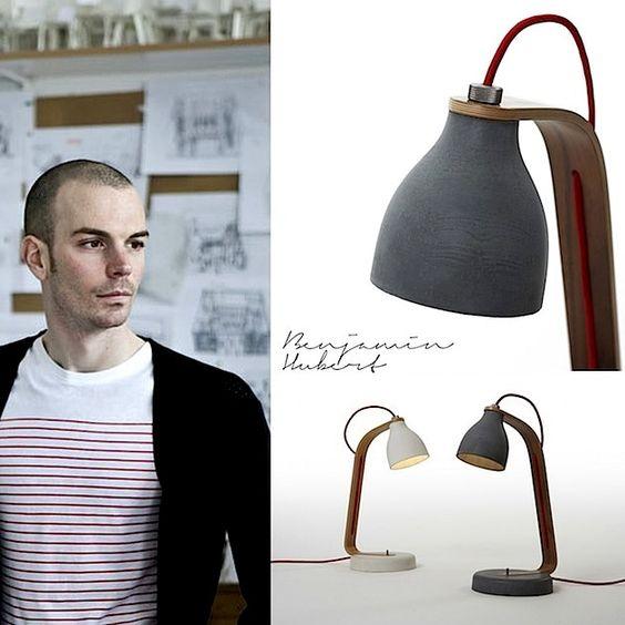 by brit designerBenjamin Hubert