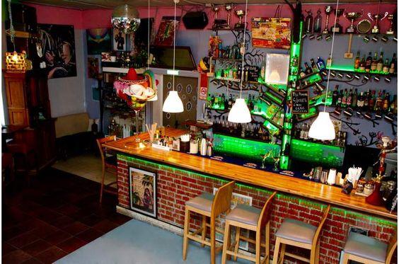 Лофт для вечеринок с коктейльным баром | SpeedRent - аренда помещений для…