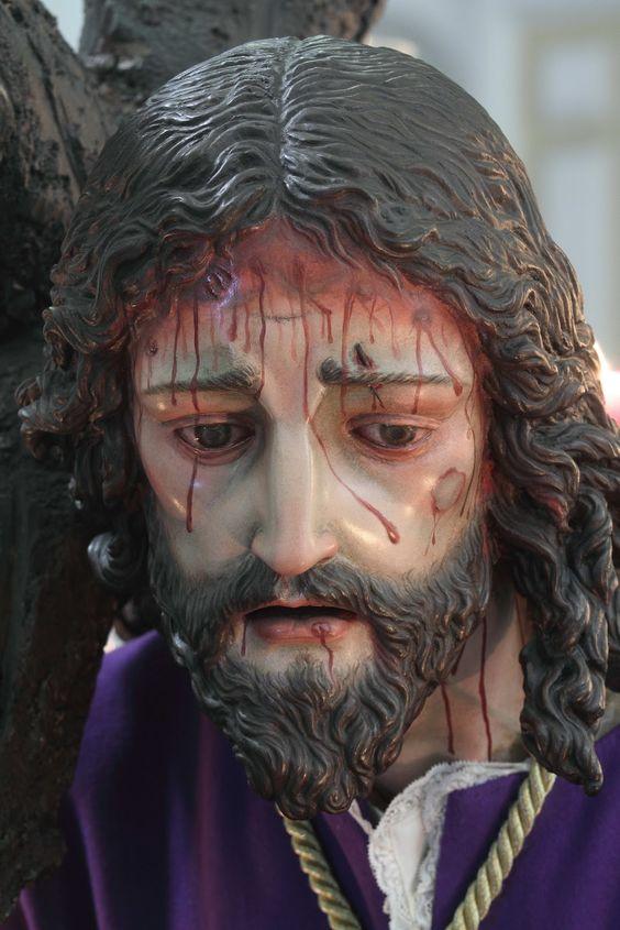 Rostro del Santísimo Cristo de la Misión