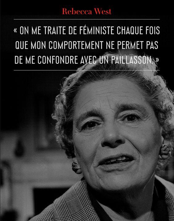 Il n'y a pas de grands actes sans grands discours… Et pour défendre leurs droits, ces femmes illustres ont utilisé les mots pour seules armes. Des paroles, parfois drôles, parfois graves ou piquantes, qui peuvent aujourd'hui être hissées en étendards du féminisme.