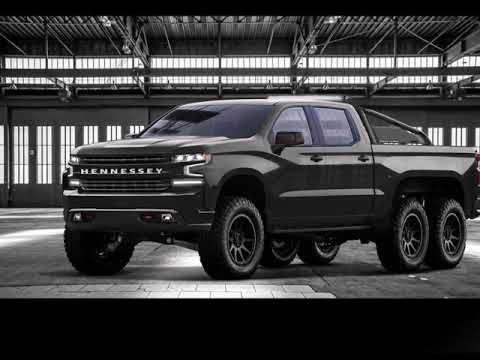 2019 Hennessey Goliath 6x6 Camionetas Autos Deportes
