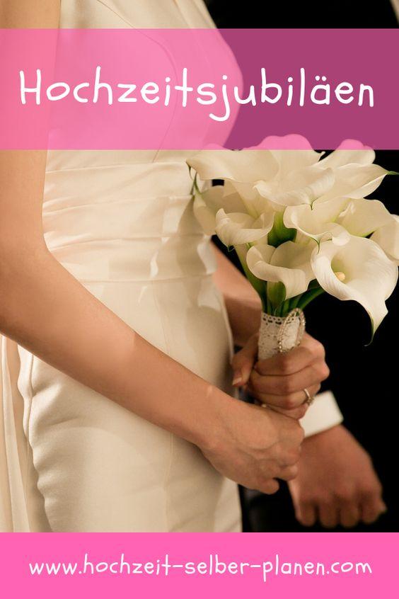 Hochzeitsjubilaen Hochzeitsjubilaum Hochzeit Hochzeitstag