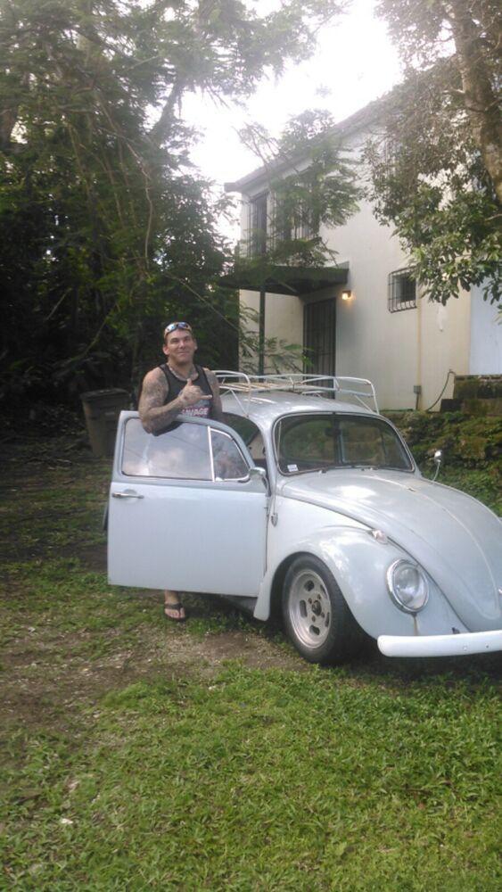 1973 Volkswagen Beetle Classic Stock Right Hand Drive Last Registered In Guam 4 New Tires Volkswagen Beetle Volkswagen New Tyres