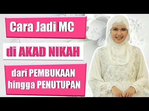 Contoh Mc Akad Nikah Bisa Untuk New Normal Full Naskah Youtube Pernikahan Youtube