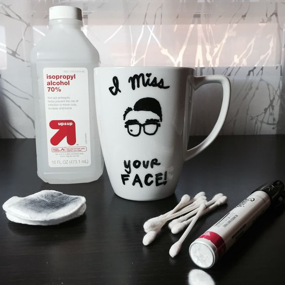 Made for my LDR boyfriend to go with the coffee machine I sent him for his new apartment far, far away from me. Sigh. #LDR #longdistance #DIY #gifts #boyfriend #sharpiemug Make sure you use a paint sharpie and bake it starting with a cool oven and leaving it in the oven as it cools completely so you don't get any cracks!
